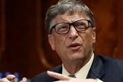 Bill Gates: Thế giới không nên lơ là trong phòng chống bệnh sốt rét