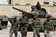 Syria đưa ra tối hậu thư cho phiến quân IS gần Damascus