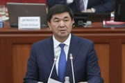 Ông Mukhammedkaliy Abylgaziyev trở thành Thủ tướng Kyrgyzstan
