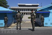 Hàn Quốc đưa ý tưởng giảm binh sĩ, vũ khí ở biên giới liên Triều