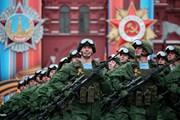 Nga: Hơn 55.000 người tham gia diễu binh kỷ niệm Ngày Chiến thắng