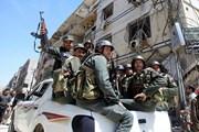 Syria: Phiến quân sẽ rời khỏi địa bàn gần thủ đô Damascus