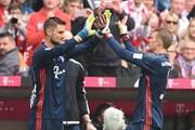 FC Bayern: Vị trí nào cho Sven Ulreich nếu Manuel Neuer trở lại?