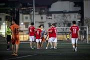 VietnamPlus giành giải phong cách và Vua phá lưới ở Tứ hùng Cup Open