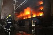 [Video] Cận cảnh hỏa hoạn gây thương vong lớn ở Trung Quốc