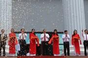 Khánh thành trụ sở Tòa án nhân dân cấp cao tại TP. Hồ Chí Minh