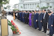 [Video] Hoạt động của Thủ tướng Nguyễn Xuân Phúc tại Singapore