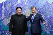 Những biểu tượng đầy ý nghĩa trong phòng đàm phán liên Triều
