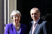 Anh tìm kiếm quan hệ thương mại chặt chẽ với Thổ Nhĩ Kỳ hậu Brexit