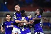 Vòng 8 V-League: Hà Nội vẫn bất bại, Thanh Hóa hạ Quảng Ninh