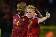 Bỉ công bố danh sách sơ bộ: Premier League đóng góp 15 cầu thủ
