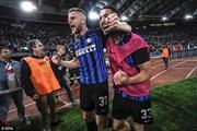Inter 'cướp' vé dự Champions League đầy kịch tính từ tay Lazio