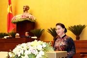 [Video] Toàn cảnh khai mạc Kỳ họp thứ 5, Quốc hội khóa XIV