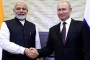 Làm mới quan hệ đối tác chiến lược đặc quyền Nga-Ấn Độ