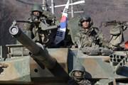 Hàn Quốc tăng cường ứng dụng tác chiến tự động vào đơn vị quân đội