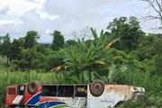 Thông tin mới vụ tai nạn khiến 14 người Việt bị thương tại Lào