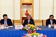 Thúc đẩy hợp tác giữa Hà Nội với Bắc Kinh và Thượng Hải