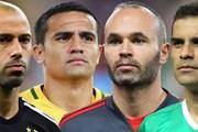 Lần hội ngộ cuối của các 'ông già' trong cuộc tình World Cup