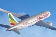 Ethiopian Airlines là hãng đầu tiên tại châu Phi sở hữu 100 máy bay