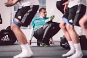 Tuyển Đức hội quân, sẵn sàng bảo vệ ngôi vương ở World Cup 2018