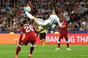 Cận cảnh khoảnh khắc Bale lập siêu phẩm vào lưới Liverpool