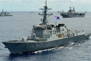 Hàn Quốc tham gia cuộc tập trận hải quân đa quốc gia RIMPAC 2018