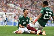 Đức - Mexico 0-1: Đương kim vô địch thua sốc ngay trận ra quân