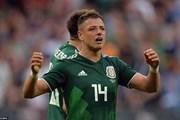 Cận cảnh chiến thắng lịch sử của Mexico trước nhà vô địch Đức