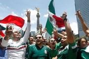 Người hâm mộ Mexico chi hơn 4 tỷ USD cho đam mê bóng đá