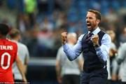 HLV Southgate hân hoan sau chiến thắng nghẹt thở của tuyển Anh