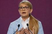 Ukraine: Thủ lĩnh phe đối lập Tymoshenko sẽ tranh cử Tổng thống