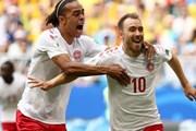 Trực tiếp Đan Mạch vs Australia 1-0: Christian Eriksen lập công