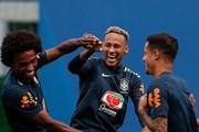 Neymar trở lại luyện tập, sẵn sàng cho trận đấu với Costa Rica