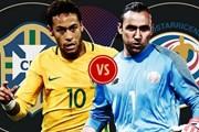 Trực tiếp Brazil vs Costa Rica 0-0: Liệu có thêm cú sốc?