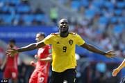 Trực tiếp Bỉ vs Tunisia 4-1: Romelu Lukaku đuổi kịp Ronaldo