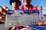 Vé xem các trận tại World Cup 2018 được bán với giá 'trên trời'