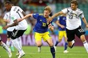 Trực tiếp Đức vs Thụy Điển 0-0: 'Xe tăng' kiểm soát thế trận