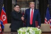 Truyền thông Triều Tiên kêu gọi Mỹ tăng cường xây dựng lòng tin