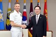 Mỹ-Hàn tăng cường hợp tác nhằm phi hạt nhân hóa bán đảo Triều Tiên