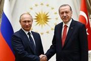 Nga chúc mừng ông Erdogan tái đắc cử tổng thống Thổ Nhĩ Kỳ