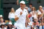 Hạ Isner sau 6 giờ 35 phút, Anderson giành vé vào chung kết Wimbledon