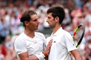 Novak Djokvic hạ Rafael Nadal sau hai ngày 'đại chiến' ở bán kết