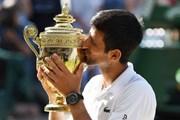 Vô địch Wimbledon, Djokovic gửi lời tuyên chiến Federer và Nadal