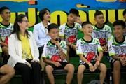 Đội bóng Thái đào hang tìm đường thoát, uống nước mưa để qua ngày