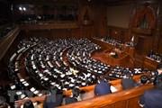 Hạ viện Nhật Bản nhất trí tăng ghế nghị sỹ tại Thượng viện