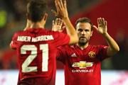 Mata cứu Manchester United thoát thua trước đội bóng Mexico