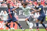 Bayern ngược dòng đánh bại PSG ở trận đầu dưới thời Niko Kovac