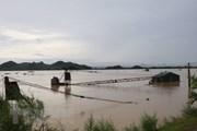Áp thấp nhiệt đới sẽ suy yếu dần thành một vùng áp thấp, gây ngập lụt