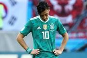 Tiền vệ Mesut Oezil tuyên bố chia tay đội tuyển Đức ở tuổi 29
