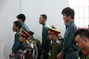Xét xử vụ án gây rối trật tự công cộng tại tỉnh Bình Thuận